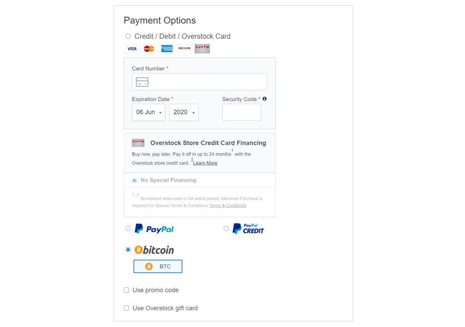 Wie viele Unternehmen akzeptieren Bitcoin zur Zahlung?