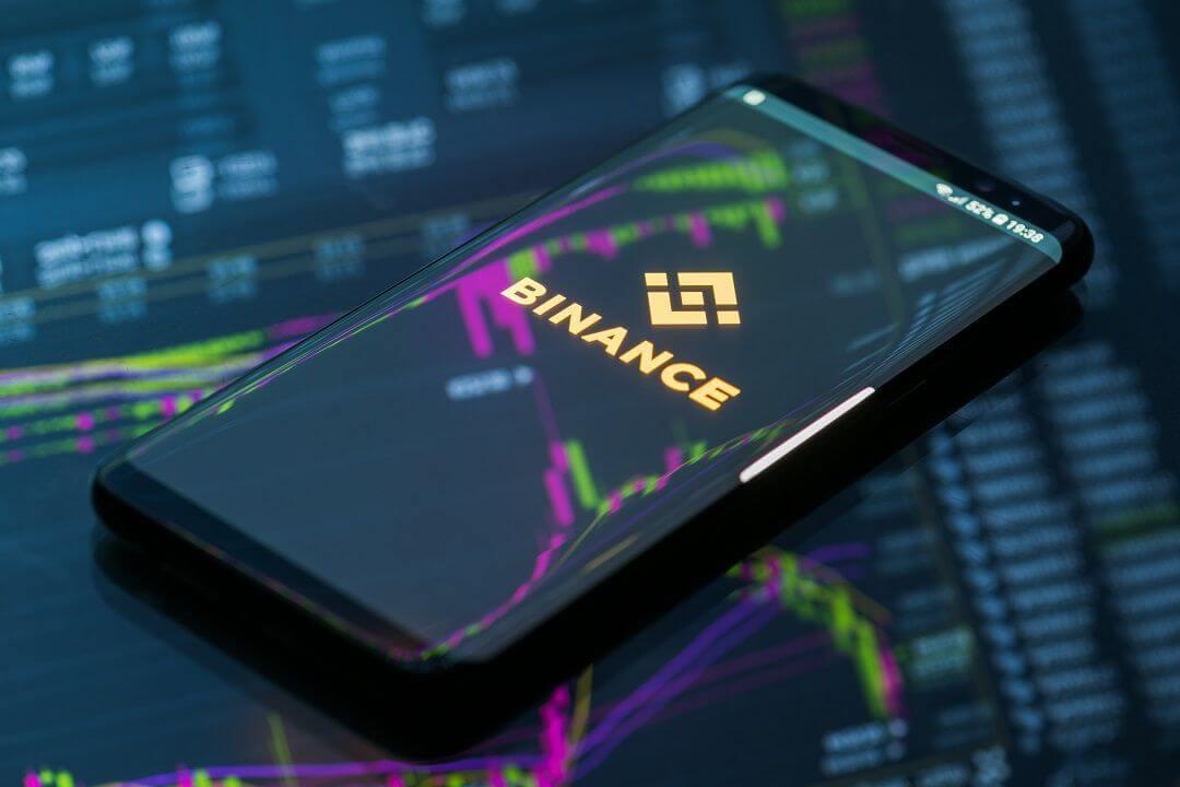 Binance Smartphone